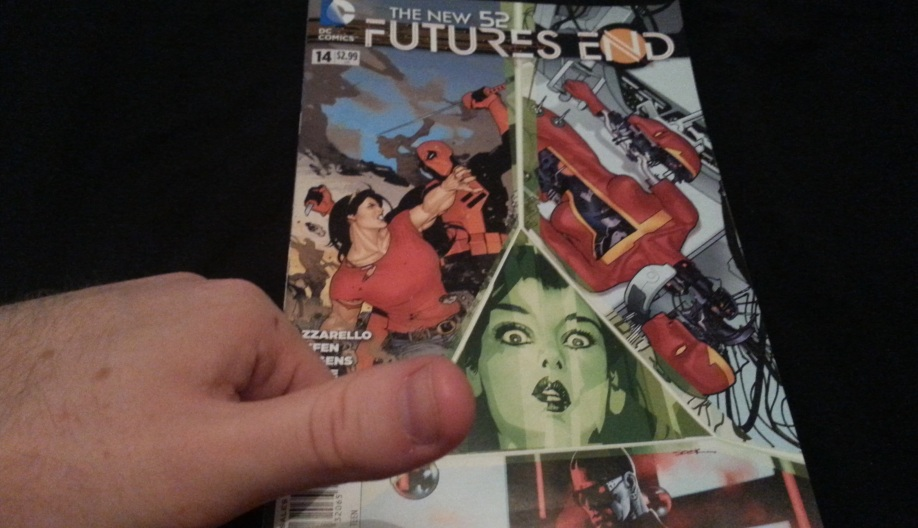 Comic Review – The New 52: Futures End #14 | The Lost Lighthouse