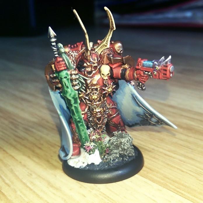 Chaos Lord Krannon