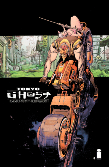 TokyoGhost