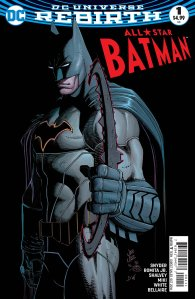 All star batman cover